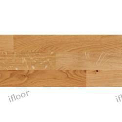 Baltic Wood - drewniane panele podłogowe, parkiet panelowy Dąb Unique (3 lam / półmat / 2200 x 207 x 14 mm)