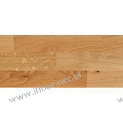 Baltic Wood - drewniane panele podłogowe, parkiet panelowy Dąb Unique (3 lam / półmat / 2200 x 182 x 14 mm)