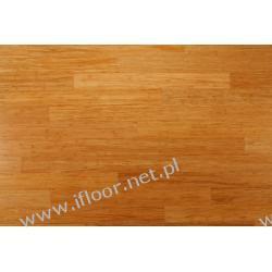 Kopp - olejowana, lita deska podłogowa Bambus skręcany naturalny (4V / olej UV / 915 x 130 x 14 mm)