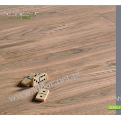 Quickparquet - dwuwarstwowy parkiet olejowany Dąb Natural (olej biały / 490 x 70 x 11 mm)