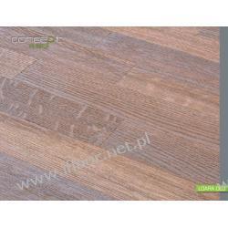 Quickparquet - dwuwarstwowy parkiet olejowany Dąb szczotkowany Exclusive-Select (olej biały / 490 x 70 x 11 mm)