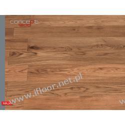 Quickparquet - dwuwarstwowa deska olejowana Dąb Exclusive-Select (olej naturalny / 1200 x 120 x 11 mm)