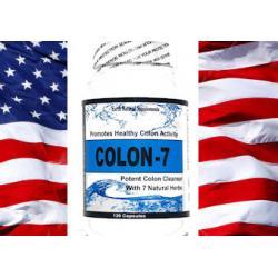 5x Colon 7 - SCHUDNIJ NAWT 15 kg OCZYSC ZLOGI