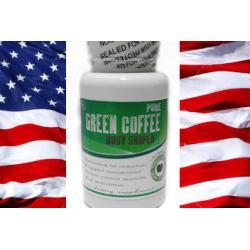1x Green Coffee ZIELONA KAWA - NAJSILNIEJSZA !!!