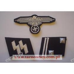 KOMPLET WAFFEN SS / SS-Sturmscharfuhrer