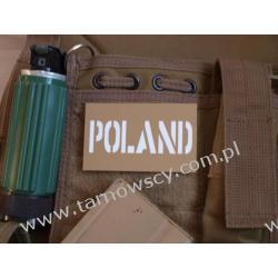 ID POLAND Patch DESERT Umundurowanie i insygnia