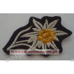 Szarotka na czapkę SS / WH szeregowy.