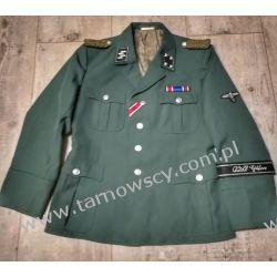 KURTKA  Waffen SS Repliki i rekonstrukcje historyczne