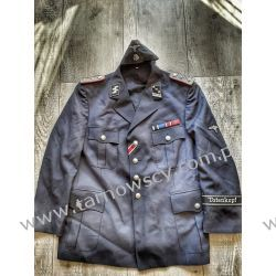 "Mundur Waffen SS - 3 Dywizja Pancerna SS ""Totenkopf""  Oryginalne"