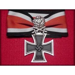 Wstażka do Krzyża Żelaznego II klasy 1939-1945  Militaria