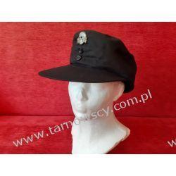 Czapka FELDMUTZE PANZER M43 czarna  Kolekcje