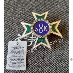 Odznaka 8. Pułku Strzelców Konnych Militaria