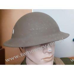 Hełm brytyjski MK II - Brodie WWII / PSZ  Kolekcje