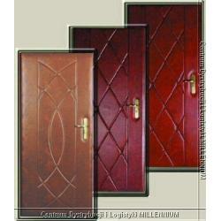 Tapicerka drzwiowa 2 wzory