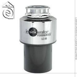 Rozdrabniacz podzlewowy IN SINK ERATOR LC50 - WYSYŁKA GRATIS*