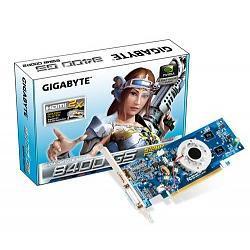 GeForce 8400 GS Gigabyte 512MB HDMI & DVI (PCI-E)