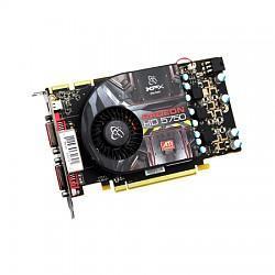 Radeon 5750 XFX 1GB SS 2xDVI&mDP (PCI-E)