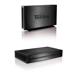 Obudowa USB TrekStor czarna