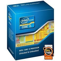 Intel Core i5 2500K 3,30 GHz BOX