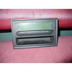 MITSUBISHI PAJERO III wyswietlacz radia konsoli