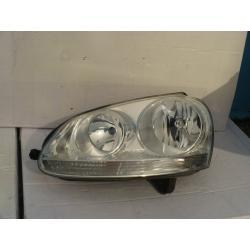 VW GOLF V 5 LAMPA REFLEKTOR LEWA LEWY ORG EU