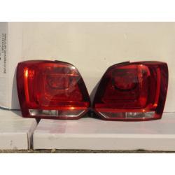 VW POLO 09- Lampa prawa LEWA tył ORG