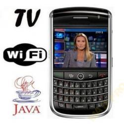 Telefon 9700 TV WIFI Dual Sim QWERTY