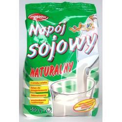 Napój sojowy, Naturalny w proszku - 500g