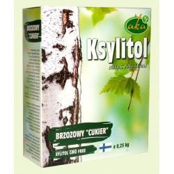 Cukier brzozowy Ksylitol - 250g