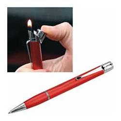 Długopis z zapalniczką...