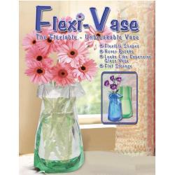 Flexi Vase - magiczne wazony z pamięcią kształtu...
