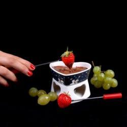 Magiczne fondue...
