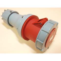 Gniazdo przenośne wersja śrubowa Power Twist 125A 400V 3P+Z IP67