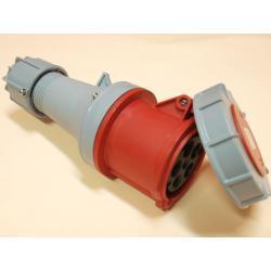 Gniazdo przenośne wersja śrubowa Power Twist 125A 400V 3P+Z+N IP67