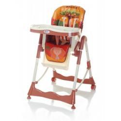 KID CONTINENTAL krzesełko do karmienia 4BABY + PREZENT