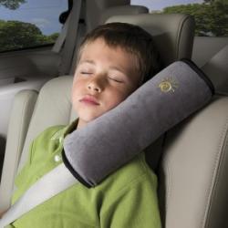SUNSHINE KIDS Seatbelt Pillow - Grey 30025 / Pink 30030 P