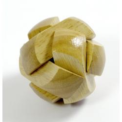 Łamigłówka drewniana Kulisty węzeł NG