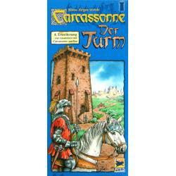 Carcassonne 4. dodatek: Wieża
