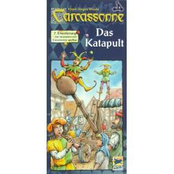 Carcassonne 7. dodatek: Katapulta
