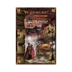 Wolsung Lyonesse - Miasto Mgła Maszyna