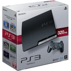 PlayStation 3 Slim 320 GB HDD