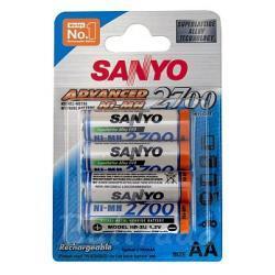Baterie Sanyo AAx4