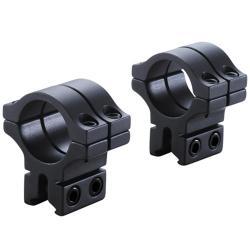 Montaż do lunety 30/11mm BKL-301 2-cz. MB wysoki