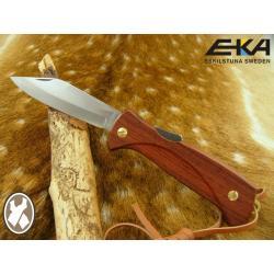 Nóż składany Eka Swede 60 Wood SS (GB)