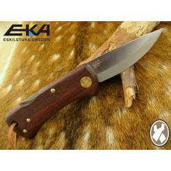 Nóż składany Eka Swede 88 Bubinga