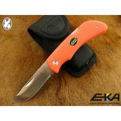 Nóż składany Eka Swede 8 pomarańczowy
