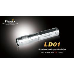 Latarka diodowa Fenix LD01 R5 - edycja specjalna