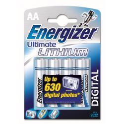 Bateria Energizer L91 Ultimate Lithium AA (1 szt.)