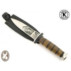 Nóż Kizlyar KO-1 drewno
