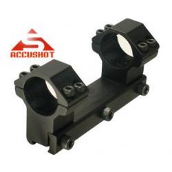 """Montaż 1-częściowy Leapers AccuShot wysoki 1""""/11mm"""
